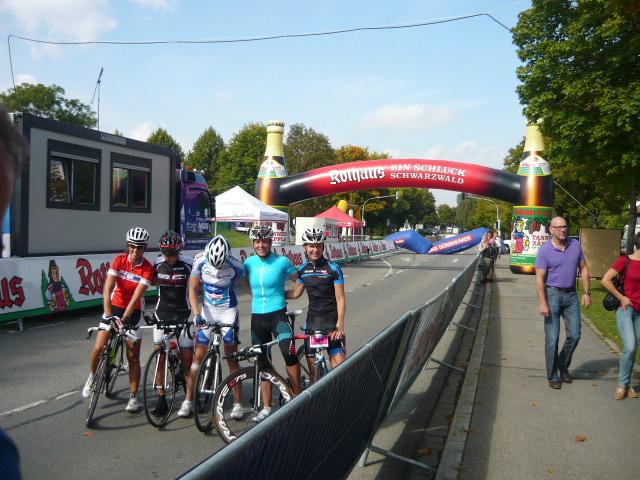 vorletztes Rennen, Rothaus Riderman